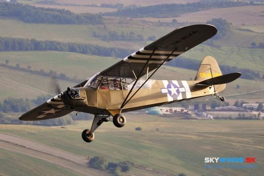 Piper L-4H, OM-M044