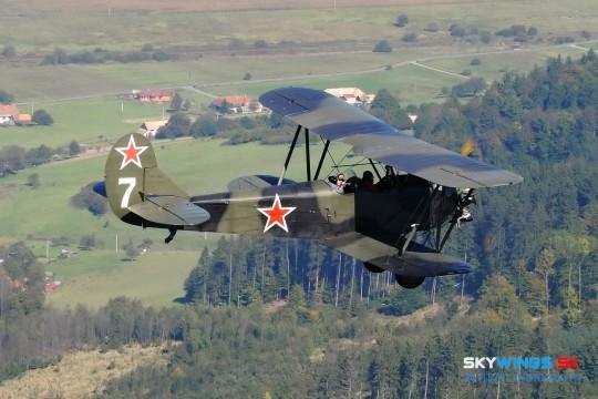 Polikarpov Po-2, OM-LML