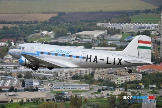 Lisunov Li-2 HA-LIX