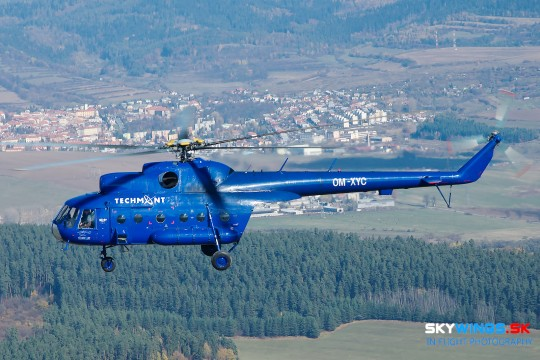 Mil Mi-8 OM-XYC