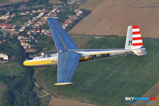 L-13 Blaník OM-3816
