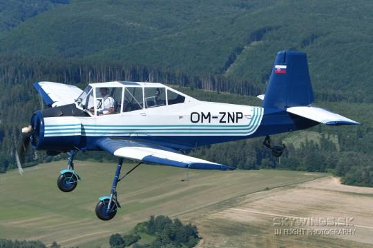 Z-37A 2 Čmelák OM-ZNP