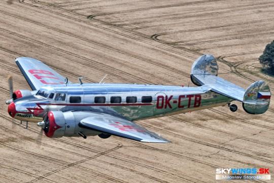 Lockheed L.10A Electra N241M