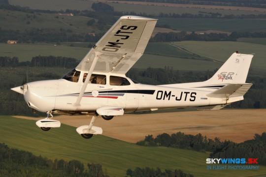 C172S OM-JTS