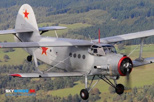 An -2TD OM-RST