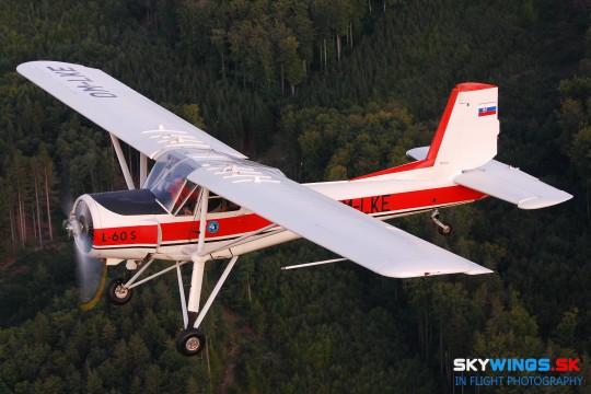 L-60S Brigadyr OM-LKE