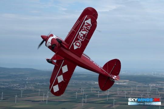 Aerotek Pitts S-2A Special D-ELYN