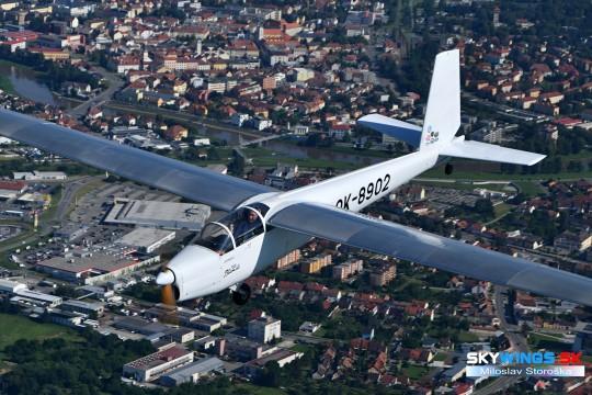 """L-13B """"Bačostroj"""" OK-8902"""