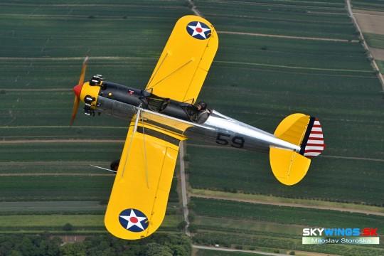 Ryan Aeronautical ST3KR, N59GD