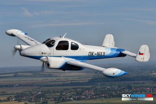SPP L-200 Morava OK-NXX