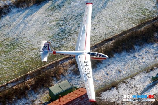 L-13A Blaník OM-2709